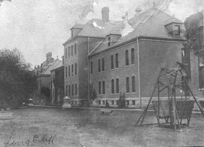Longcliff hospital building